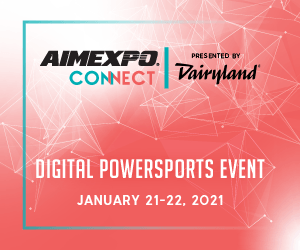 AIM Expo Connect ad