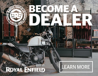 Learn more about becoming a Royal Enfield dealer