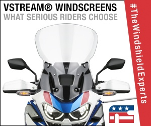 V-Stream Windscreens
