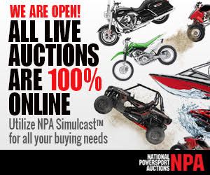NP Auctions Logo