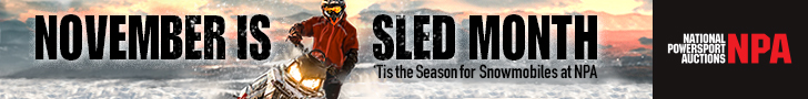 November is Sled Month