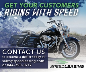 Speed Leasing Logo