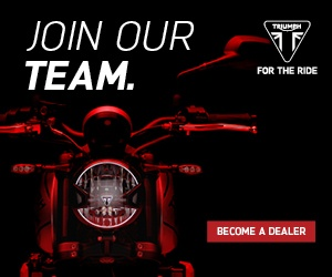 Triumph - join our team